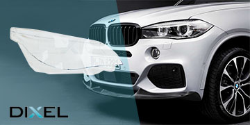 Поступление стекол фар на автомобили BMW