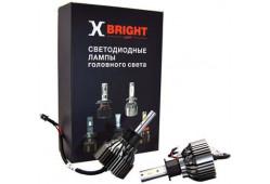 Светодиодная Лампа X-BRIGHT S3 CSP H3 5000 K. 12V Световой поток 2500Lm (Комп. 2 шт.)