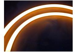 DXL Flexible гибкие светодиодные ленты - 45 СМ. Желтый 7W