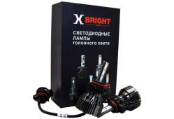 Светодиодная Лампа X-BRIGHT S3 CSP P13W/PSX26 5000 K. 12V Световой поток 2500Lm (Комп. 2 шт.)