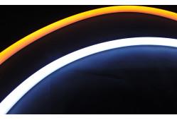 DXL Flexible гибкие светодиодные ленты - 85 СМ. Белый/Желтый 16W