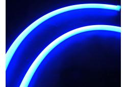 DXL Flexible гибкие светодиодные ленты - 45 СМ. Синий 7W