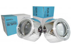 Би-линзы Dixel G6 3.0 №301 с LED глазками
