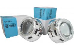 Би-линзы Dixel G6 3.0 №300 с LED глазками
