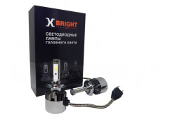 Светодиодная Лампа X-BRIGHT C8 Seoul H7 5000 K. 12V Световой поток 2500Lm (Комп. 2 шт.)