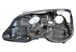 Корпус для фары Mercedes-Benz W212 (2009 - 2013 Г.В) (ЛЕВАЯ СТОРОНА)