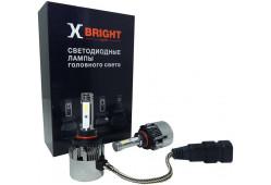 Светодиодная Лампа X-BRIGHT C8 Seoul HB3 (9005) 5000 K. 12V Световой поток 2500Lm (Комп. 2 шт.)