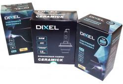 Комплект ксенонового света Dixel Slim 50W 9-16V