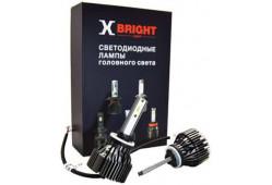 Светодиодная Лампа X-BRIGHT S3 CSP H27 5000 K. 12V Световой поток 2500Lm (Комп. 2 шт.)