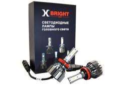 Светодиодная Лампа X-BRIGHT S3 CSP H11 5000 K. 12V Световой поток 2500Lm (Комп. 2 шт.)