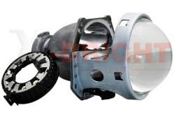 Би-линза X-B 5R с крепежным кольцом под D1/D2/D3/D4