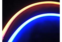 DXL Flexible гибкие светодиодные ленты - 30 СМ. Синий/Жёлтый 16W