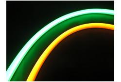 DXL Flexible гибкие светодиодные ленты - 30 СМ. Зелёный/Жёлтый 16W