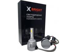 Светодиодная Лампа X-BRIGHT C9+3 WF H27 5000 K. 12V Световой поток 1300Lm (Комп. 2 шт.)