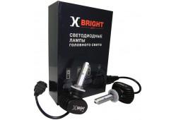 Светодиодная Лампа X-BRIGHT S1 CSP H27 5000 K. 12V Световой поток 2000Lm (Комп. 2 шт.)