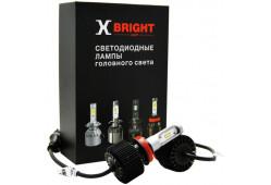 Светодиодная Лампа X-BRIGHT S2 CSP H11 5000 K. 12V Световой поток 2000Lm (Комп. 2 шт.)