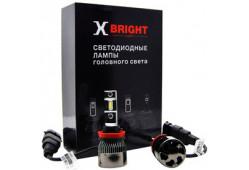 Светодиодная Лампа X-BRIGHT V3-ETI H11 5000 K. 12V Световой поток 2050Lm (Комп. 2 шт.)