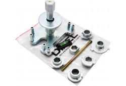 Юстировочная плита для установки би-линз Q5 / Hella 3R - 3.0 H1/H4/H7/9005/9006/D-series