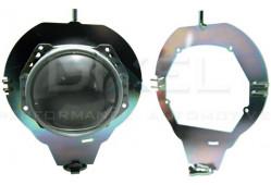 Переходная рамка Lexus LS 460 (2006 - 2012 г. в.) Модуль Hella 3/3R/5R (Комплект - 2 шт.)