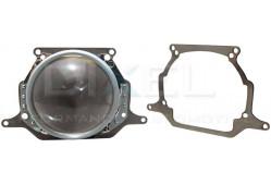 Переходная рамка Hyundai Solaris 2014 - н.в. Модуль Hella 3 / Hella 3R / (Комплект, 2 шт)