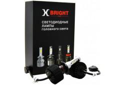 Светодиодная Лампа X-BRIGHT S2 CSP H7 5000 K. 12V Световой поток 2000Lm (Комп. 2 шт.)