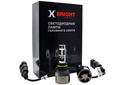 Светодиодная Лампа X-BRIGHT V3-ETI HB4 (9006) 5000 K. 12V Световой поток 2050Lm (Комп. 2 шт.)