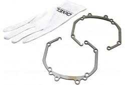Переходные рамки Subaru Impreza GE GH 2007-2012гг. Под линзы Hella 3R/5R