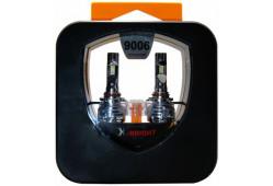 Светодиодные Лампы X-BRIGHT R2-Lextar HB4 (9006) 5000 K. 12V Световой поток 3000Lm
