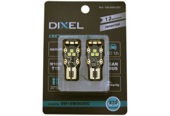 Светодиодная лампа DIXEL (W16W) T15 9 SMD (3030) Can-Bus Белый 12 V