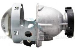 Би-линза DXL 3R (5) с крепежным кольцом под  D1/D2/D3/D4 (стекло с шагренью)