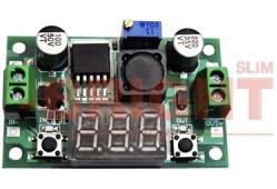 Регулируемый стабилизатор LM2596S HW-319-V6.0