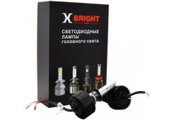 Светодиодная Лампа X-BRIGHT S2 CSP H1 5000 K. 12V Световой поток 2000Lm (Комп. 2 шт.)