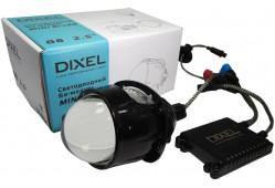 """Светодиодный би-модуль DIXEL mini Bi-LED G6 2.5"""" 4500K"""